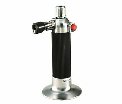£17.90 • Buy Kitchen Craft Cooks Chefs Kitchen Cooking Gas Blowtorch Blow Torch For Cooking