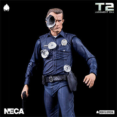 NECA - Terminator 2 Ultimate T-1000 7  A/Figure [IN STOCK] • NEW & OFFICIAL •   • 34.95£