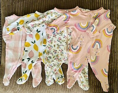 AU6 • Buy Baby Girl Clothes 0-3 Months