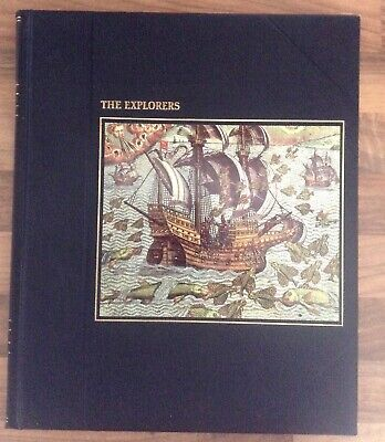 'THE EXPLORERS' From Time-Life Books Series: The Seafarers  • 8.99£