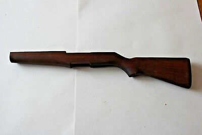 $17 • Buy M1 GARAND WOOD STOCK NO METAL For PROJECTS/CRAFTS ONLY #PAL8