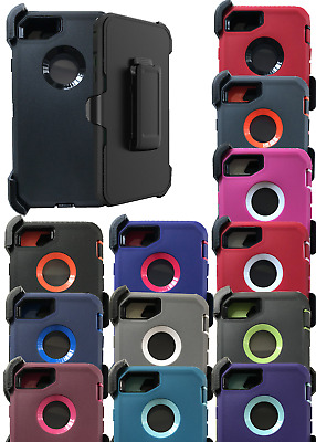 AU11.59 • Buy For IPhone 6 / 7 / 8 / Plus / Case With Clip (Belt Clip Fits Otterbox Defender)