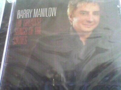 Barry Manilow - The Greatest Songs Of The Sixties (CD 2006) NEW/SEALED FREE POST • 3.99£