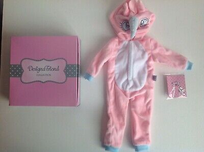 £16.95 • Buy Design A Friend Unicorn Outfit Clothes Onsie For Chad Valley  Designafriend Doll