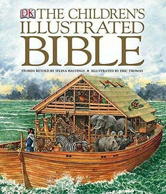 The Children's Illustrated Bible (Childrens Bible), Very Good Condition Book, Se • 3.84£
