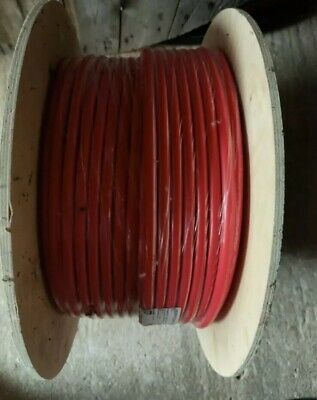 Prysmian Fp200 2.5mm 4 Core Gold Fire Cable 100m (red) • 85£