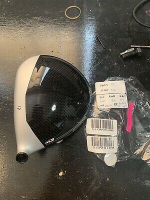 $ CDN295.34 • Buy Tour Issue Taylormade M3 9.5 Driver Head High Ct 249 + Sign