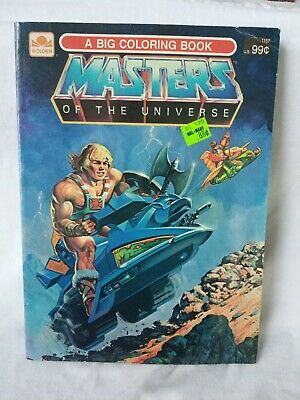 $16.99 • Buy Masters Of The Universe/motu Vintagecaverns Of Fear Book W/audio Cassette Tape
