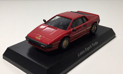 $ CDN39.23 • Buy Kyosho 1/64 Lotus Esprit Turbo Diecast Car Model Red