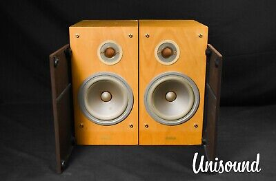 Yamaha NS-1 Audiophile Speakers Pair In Very Good Condition • 556.16£