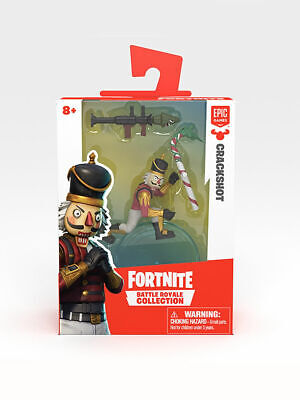 $ CDN18.08 • Buy Moose / Fortnite Crackshot Action Figure With 2 Interchangeable Accessories W2