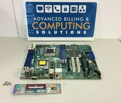 $ CDN103.66 • Buy Supermicro X8DAL-I REV 1.3, LGA 1366/Socket B, Intel Motherboard W/ I/O Shield
