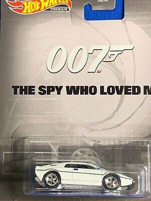 $ CDN13.38 • Buy NEW Hot Wheels James Bond 007 Lotus Esprit S1 Retro Entertainment Real Riders