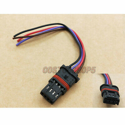 AU25.47 • Buy 4PINS Wiring Plug Connector Mirror Class Harness FOR BMW 5/6/7/F06//F10/E60 E70