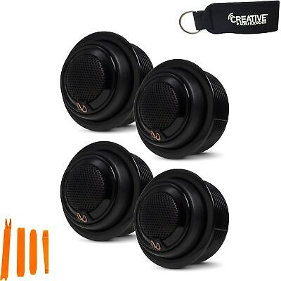 $199.90 • Buy Infinity Two Pairs Of REF-375TX Reference 3 4 Inch Component Tweeters
