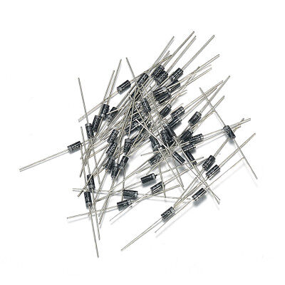 $ CDN1.13 • Buy High Quality 100PCS 1A 1000V Diode 1N4007 IN4007 DO-41 Rectifie Diodes Kit .W