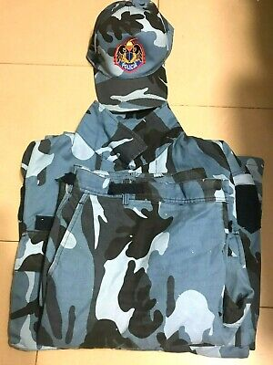 $ CDN400.89 • Buy  ALBANIAN  POLICE CAMOUFLAGE UNIFORM SET-very Rare