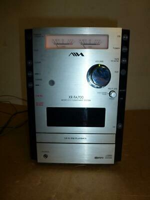 AIWA CX-LFA700 Micro Hi-Fi Stereo System AM/FM Radio/CD Player • 29£