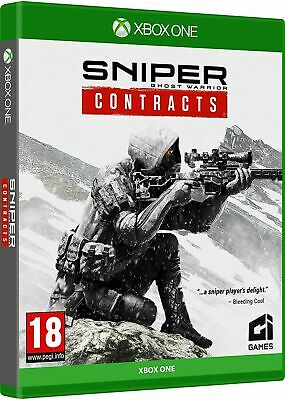 AU49 • Buy Sniper: Ghost Warrior Contracts Xbox One Brand New Sealed