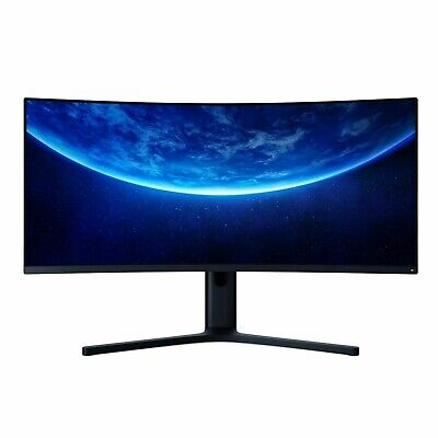 AU598 • Buy Xiaomi Mi 34  WQHD FreeSync 144Hz Curved Gaming Monitor [AU Version]