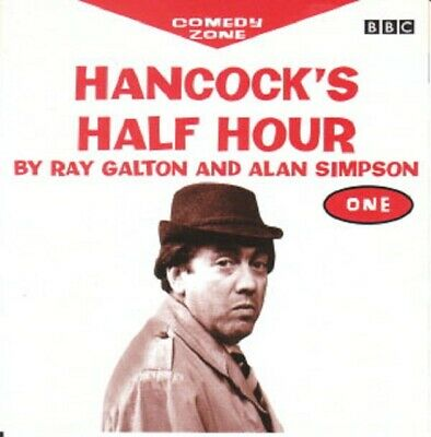 £8.06 • Buy BBC Comedy Zone: V.1: Hancock's Half Hour: Vol 1 Dramatisation, Bbc Book Very Go
