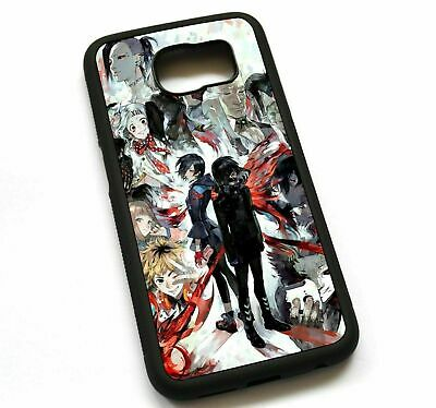 $ CDN16.75 • Buy Anime-Tokyo Ghoul Case Cover For Samsung Galaxy S20 S10 S9 S8 S7 S6