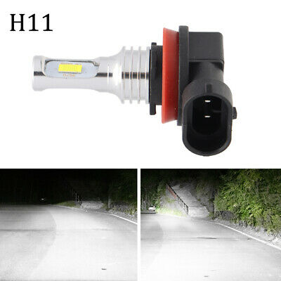 AU14.21 • Buy 2PCS H11 LED Headlight Super Bright Bulb Kit HIGH/LOW Beam 6000K White Fog Light