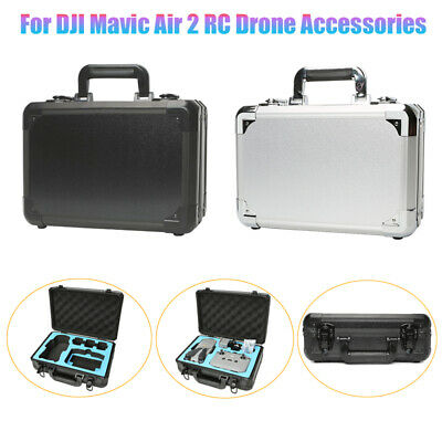 AU59.38 • Buy 1*Travel Case Waterproof Storage Bag Shell For DJI Mavic Air 2 Drone Accessories