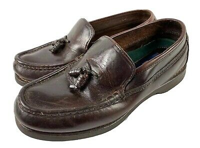 $24.99 • Buy Polo Sport Ralph Lauren Brown Classic  Penny Loafer Shoes Leather Women's 8.5 B