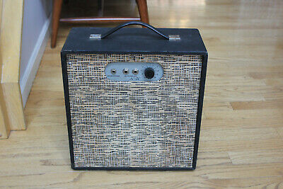 $ CDN300.01 • Buy Vintage MULTIVOX AC DC Tube Guitar Amplifier AMP VOX -  Similar Kay Mavel Valco