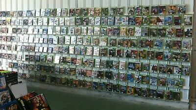 AU7.20 • Buy Assorted PS3 Games #2 - Family, RPG, Shooters & More -No Manuals !  REVISED 3/10