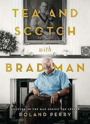AU26.38 • Buy Tea And Scotch With Bradman By Roland Perry (English) Paperback Book Free Shippi