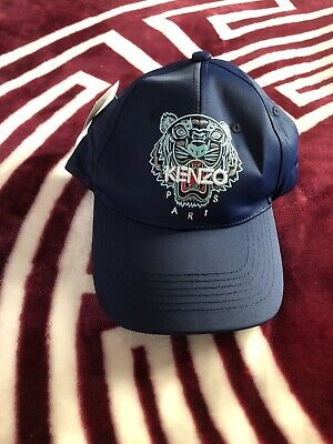 AU50 • Buy Men's Kenzo Paris Navy Hat New Standard Delivery