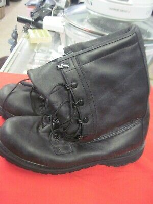 $63 • Buy Boot, Rocky   Size : 10.5xw  Black Leather Military