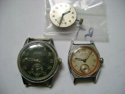 $ CDN90 • Buy Lot 3 Vintage Civitas Watches For Parts Or Restore