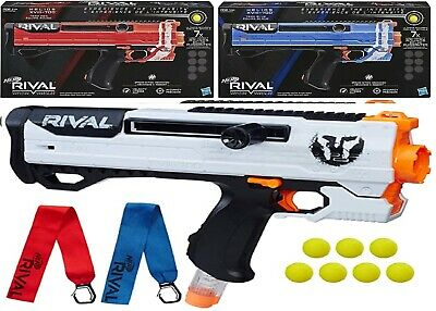 AU109 • Buy Nerf Rival Helios XVIII-700 Blaster Bolt Action Ages 14+ Toy Gun Play Fire Fight