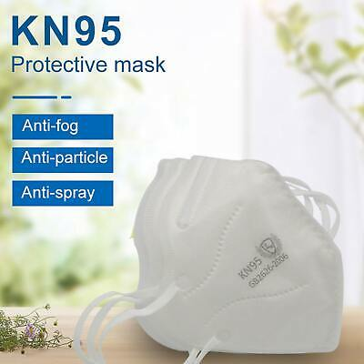 AU29.95 • Buy KN95 Face Mask P2 Particulate Filter Anti Dust N95 Protection Mouth Respirator