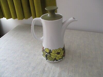 60's / 70's Retro Coffee Pot - Mayflower By Grindley • 15£