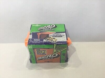 Micro Wheels Mini Motorized Machines Blind Boxes Mystery Cars BRAND NEW • 4.49£