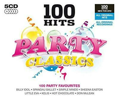 100 Hits - Party Classics, Various Artists, Good Box Set • 4.07£