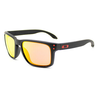 AU56.99 • Buy Oakley Holbrook Sports Polarized Sunglasses Ruby Lens