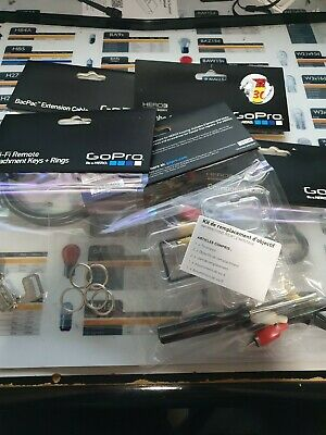 AU49 • Buy Gopro Hero 3 Genuine Accessories NOS