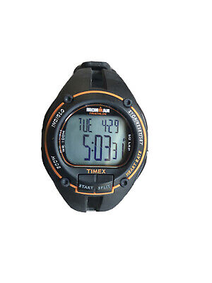 $ CDN25.38 • Buy TIMEX Ironman Road Trainer Heart Rate Monitor Chronograph Watch-Watch Only Bin R