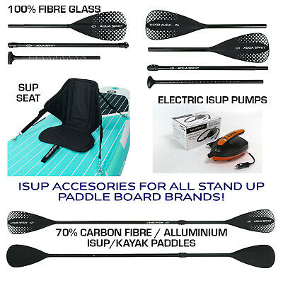 £59.99 • Buy Paddle Board Accessories For All SUP Brands Paddle Seat Kayak Pump Bag Backpack