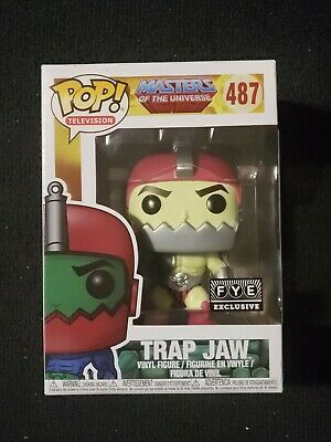 $17.99 • Buy He-Man And The Masters Of The Universe Trap Jaw F.Y.E Exclusive Funko Pop New