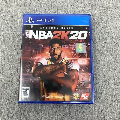 $ CDN34.58 • Buy NBA 2K20 For Sony PlayStation 4, PS4 Complete - Brand New!