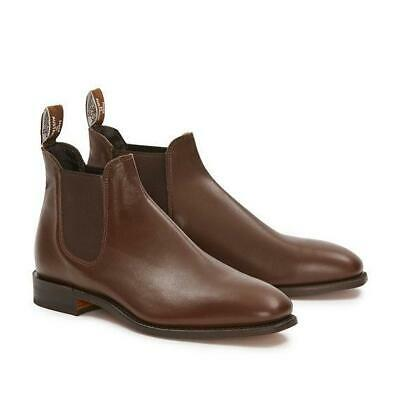 £264.54 • Buy RM Williams Sydney Boot FREE WORLDWIDE EXPRESS POST - RRP 595 - AUST MADE - SALE