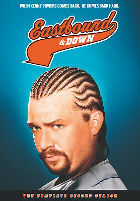 Eastbound And Down - Complete HBO Season 2 [2011] (DVD) Danny McBride • 5.99£
