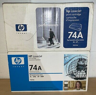 HP 74A Print Cartridge (For HP LaserJet 4L 4ML 4P 4MP) | FREE 🚚 DELIVERY • 17.99£