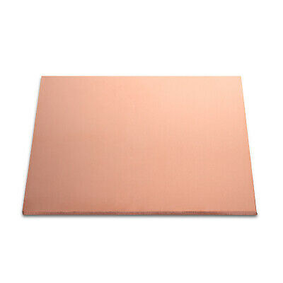 2MM Thick. Copper Sheet/plate. Grade CW024A/C106. Laser Cut Quality.  • 3.19£